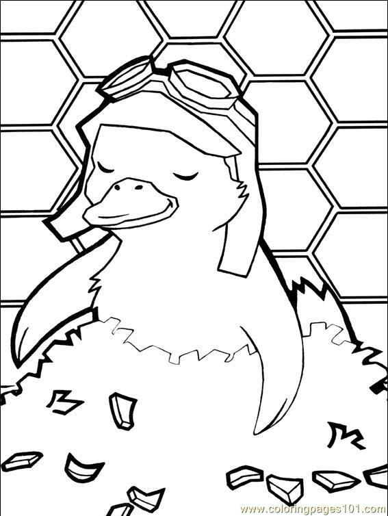 wonder pets free coloring pages - photo#22