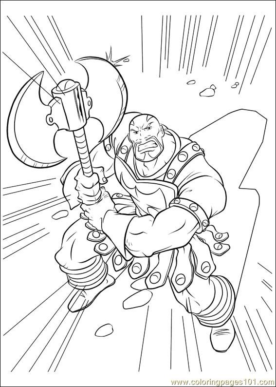 Thor 23 Coloring Page For Kids Free Thor Printable Coloring Pages Online For Kids Coloringpages101 Com Coloring Pages For Kids
