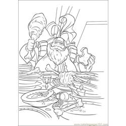 Thor 22 coloring page
