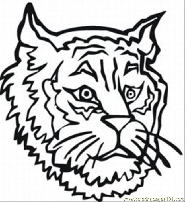 cub scout coloring pages free - photo#18
