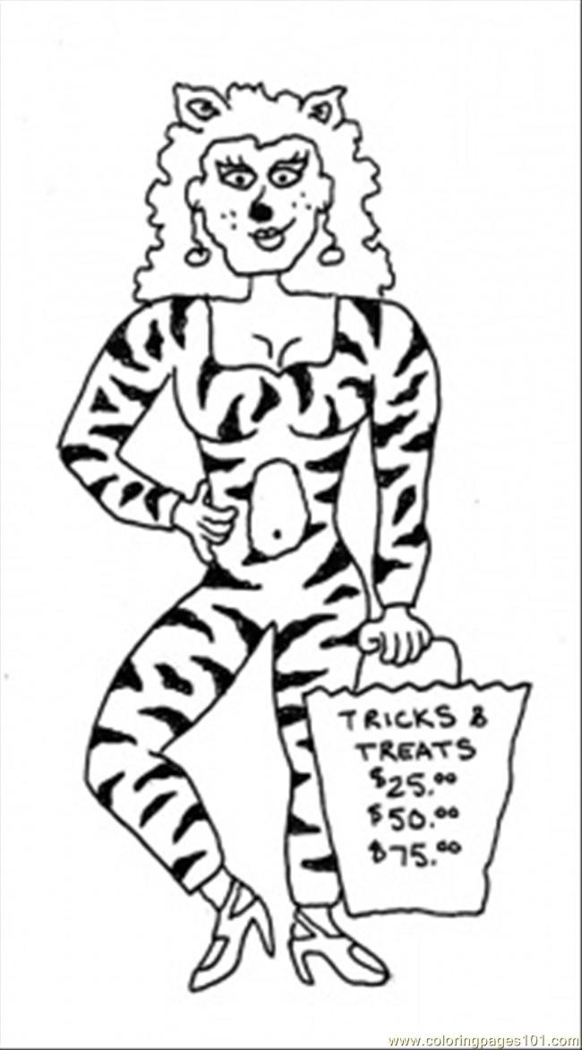 85 Little Tiger Coloring Pages Coloring Page