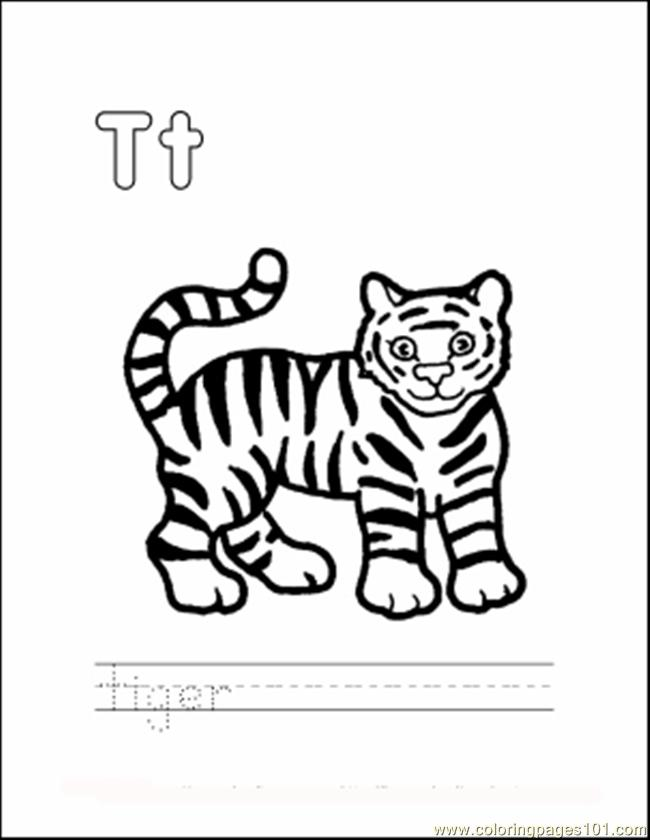 Colort5 Coloring Page
