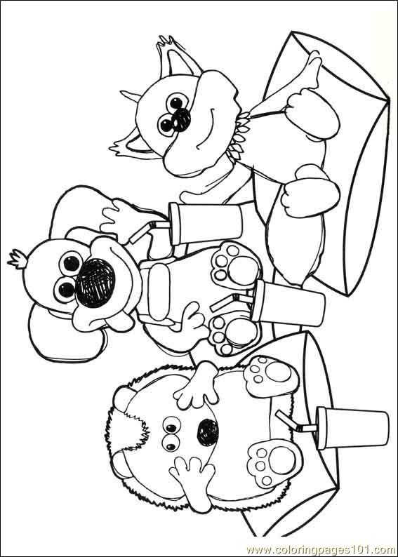 Timmy Time 29 Coloring Page