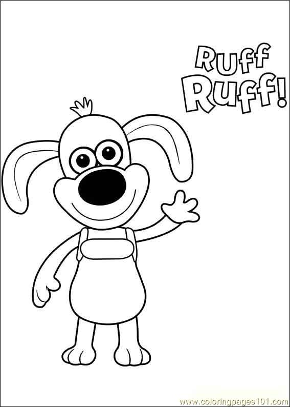 Timmy Time 33 Coloring Page