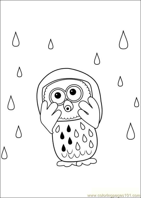 Timmy Time 34 Coloring Page