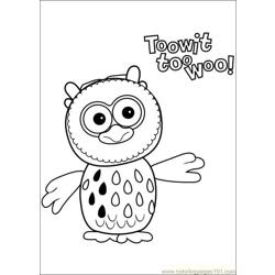 Timmy Time 26 coloring page