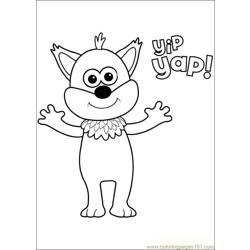 Timmy Time 27 coloring page