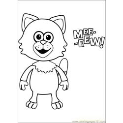 Timmy Time 39 coloring page