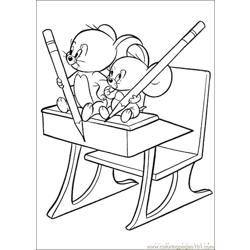 Tom Jerry 61 coloring page