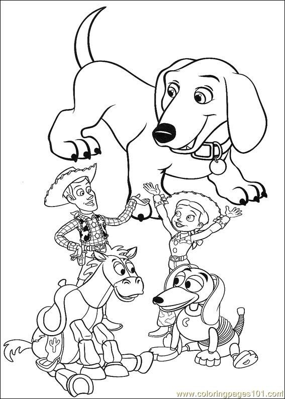 Toystory33 Coloring Page