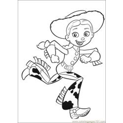 Toy Story 3 23 coloring page
