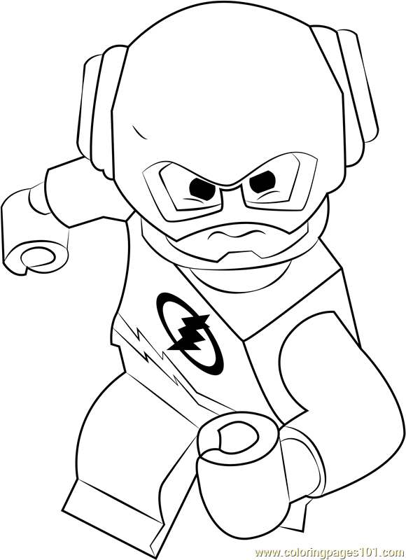 Free The Flash Coloring Pages, Download Free Clip Art, Free Clip ...   800x580