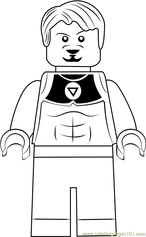 Lego Tony Stark Coloring Page Free Lego Coloring Pages ColoringPages101