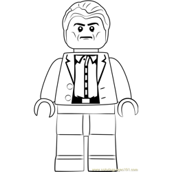Lego Aldrich Killian