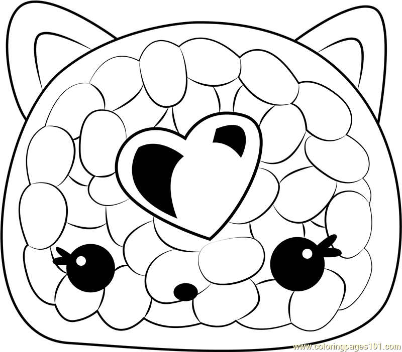 Phili Roll Coloring Page