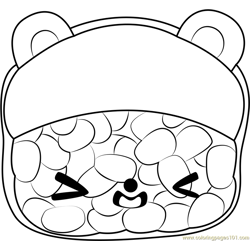 Eggbert Tamago Free Coloring Page for Kids