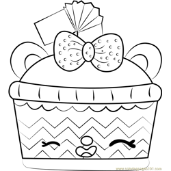 Lemony Cola Free Coloring Page for Kids