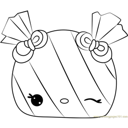 Lily Lemony Free Coloring Page for Kids