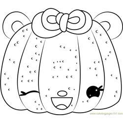 Madelyn Mango Free Coloring Page for Kids