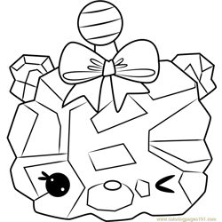 Rockie S coloring page