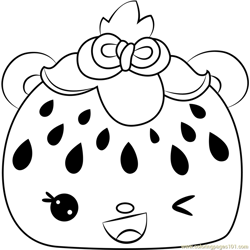 Sadie Seeds Free Coloring Page for Kids