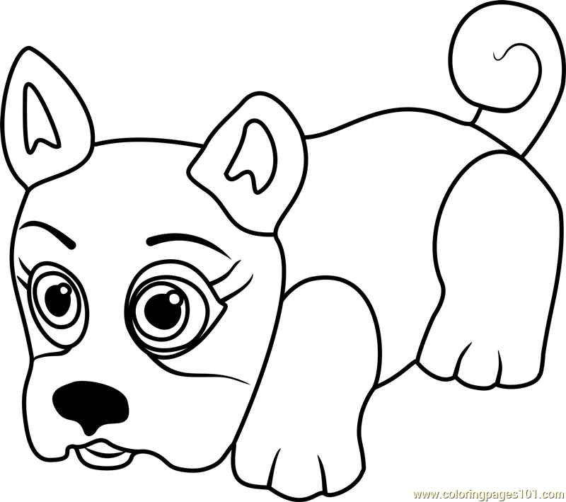 french bulldog coloring page free pet parade coloring pages