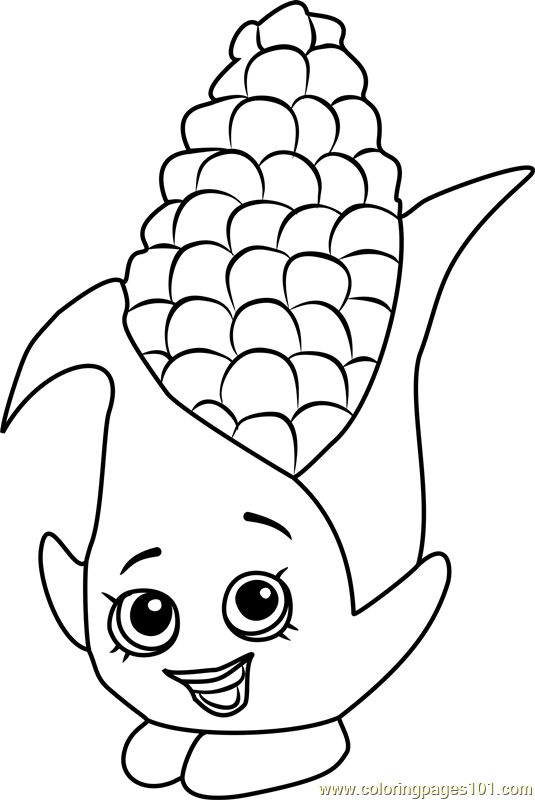 toofs shopkins coloring page
