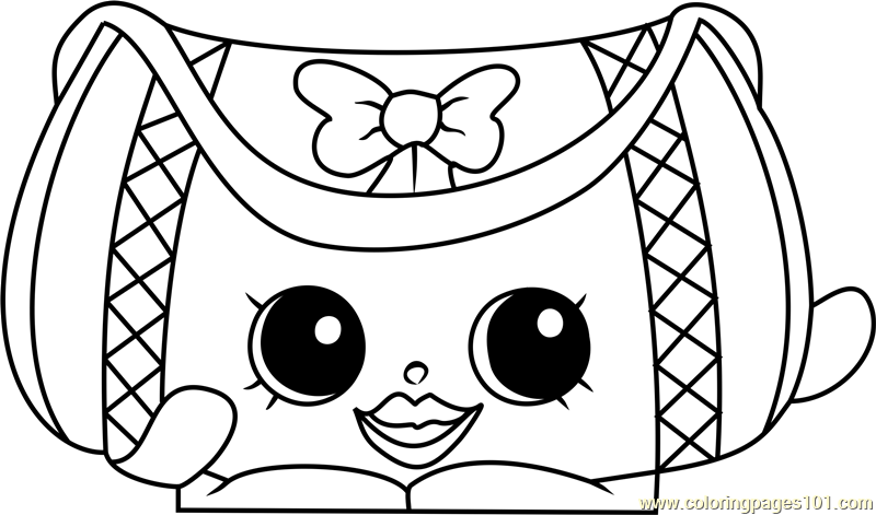 duffa shopkins coloring page