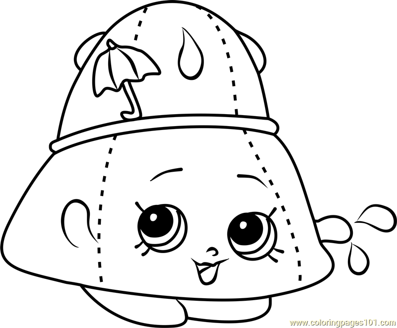 taylor rayne shopkins coloring page - Taylor Coloring Pages
