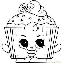 Cupcake Chic Shopkins