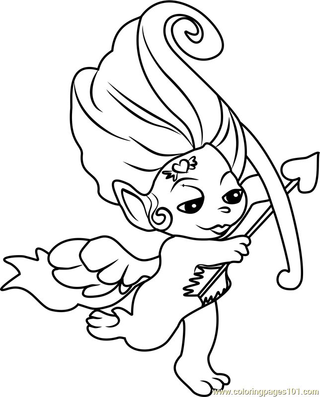 zelf coloring pages to print - photo#41