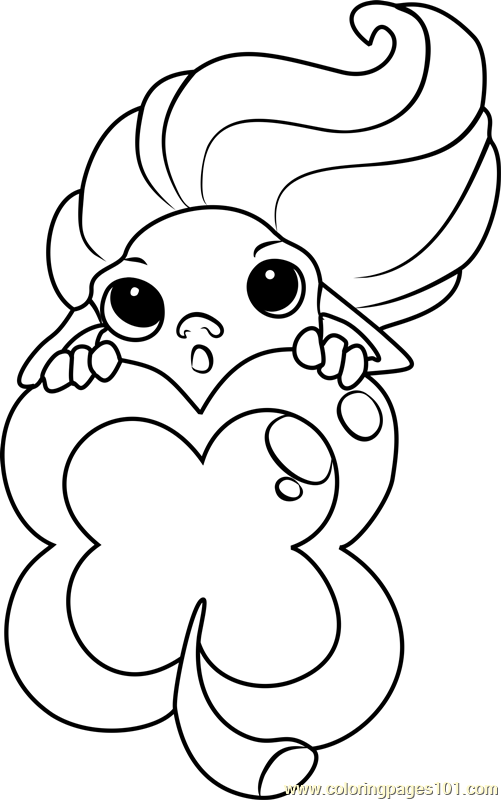 Zelf Coloring Pages