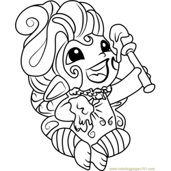 zelf coloring pages to print - photo#17