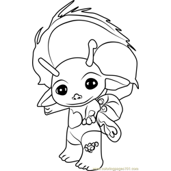 zelf coloring pages to print - photo#13