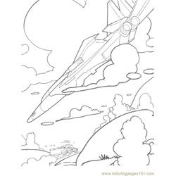 Transformers (031) Free Coloring Page for Kids