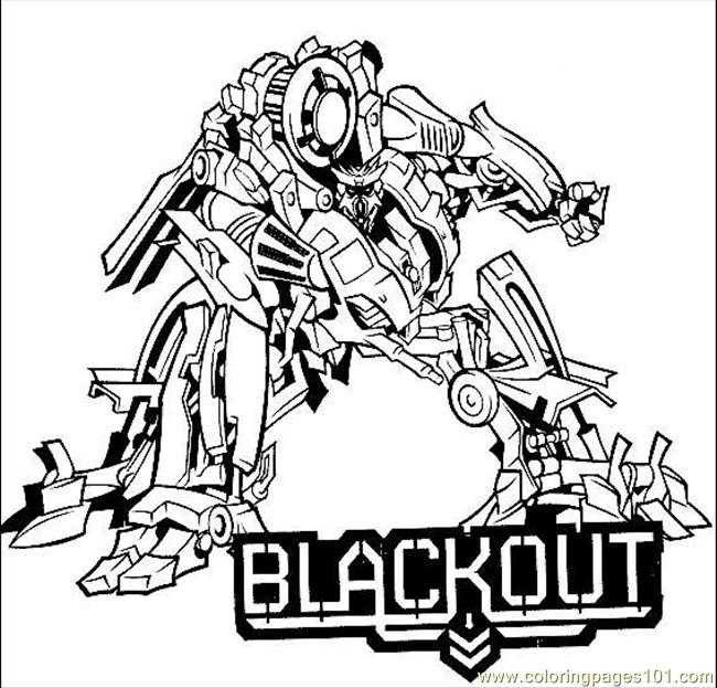 Transformers Coloring Page 12 Coloring Page Free Transformers Coloring Pages Coloringpages101 Com