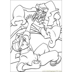 Treasureplanet40 coloring page