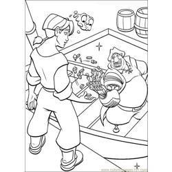 Treasureplanet42 coloring page