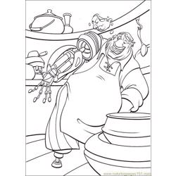 Treasureplanet44 coloring page