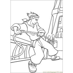 Treasureplanet49 coloring page