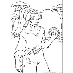 Treasureplanet60 coloring page