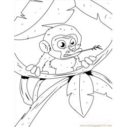Baby Coloring Page Source 794