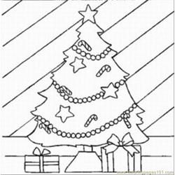 Bare Tree Coloring Pages Med