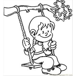 Ormal Kids Coloring Pages 140