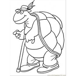 E Coloring Page Coloring Page