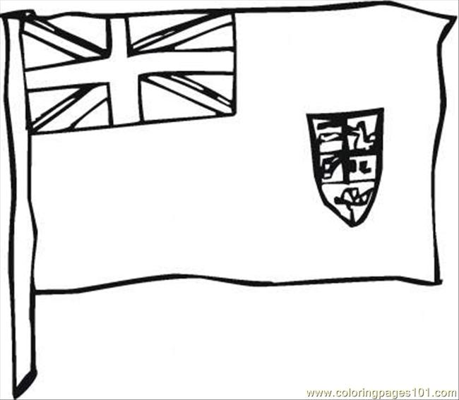 Flag Day 3 Coloring Page Coloring Page Free USA Coloring Pages