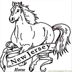 Horse Of New Jersey