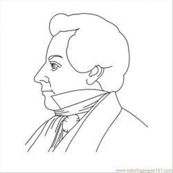 Angel Moroni Gives Plates to Joseph Smith coloring page   Free ...   150x150