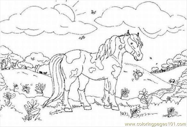 52 Unicorn Coloring Pages 5 Lrg