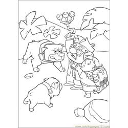 Up 41 coloring page